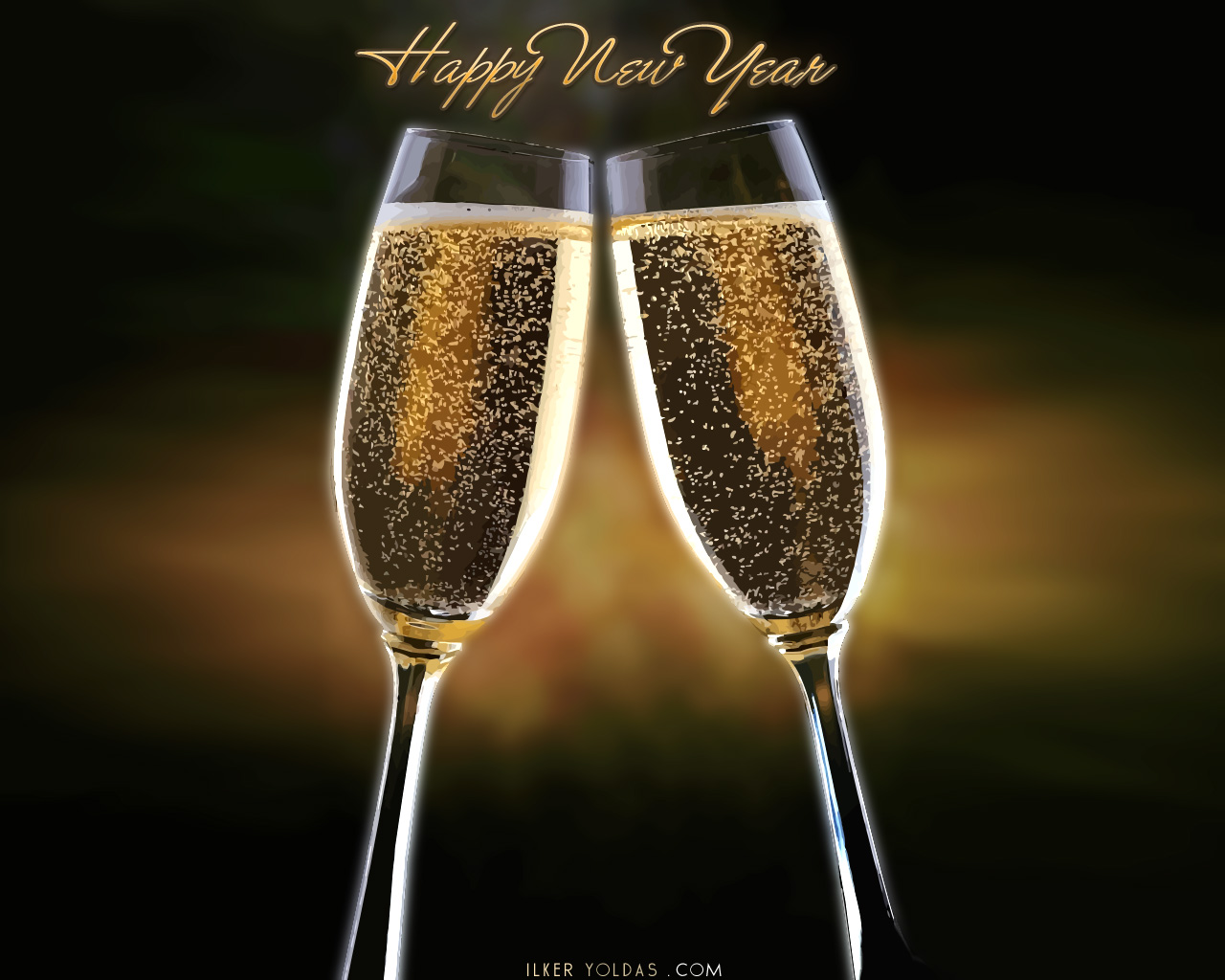 Happy New Year Cheers