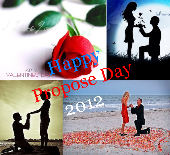 Happy Propose Day 2012