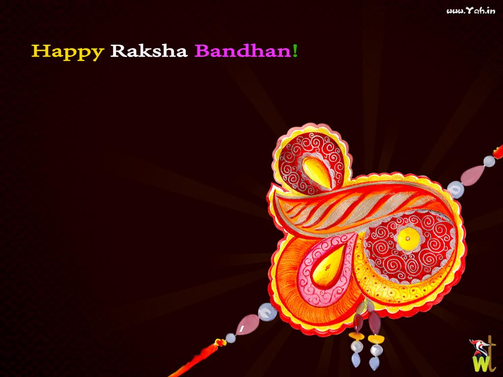 Happy Raksha Bandhan !