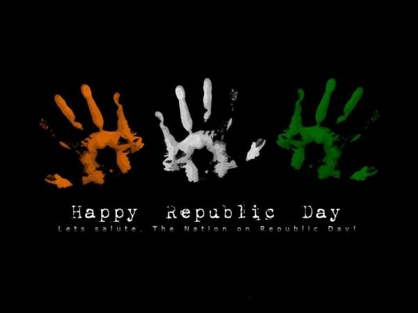 Happy Republic Day Graphic for Orkut