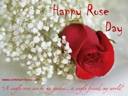 Happy Rose Day Scrap for Orkut