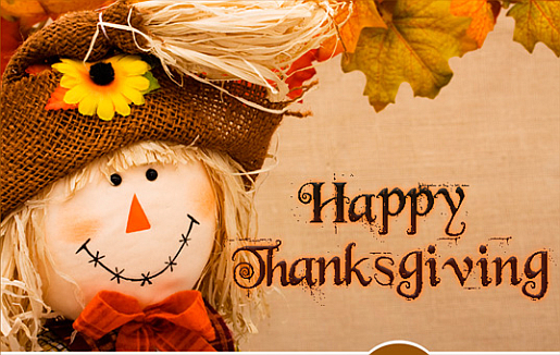 Happy Thanksgiving Scrap for Facebook Sharing