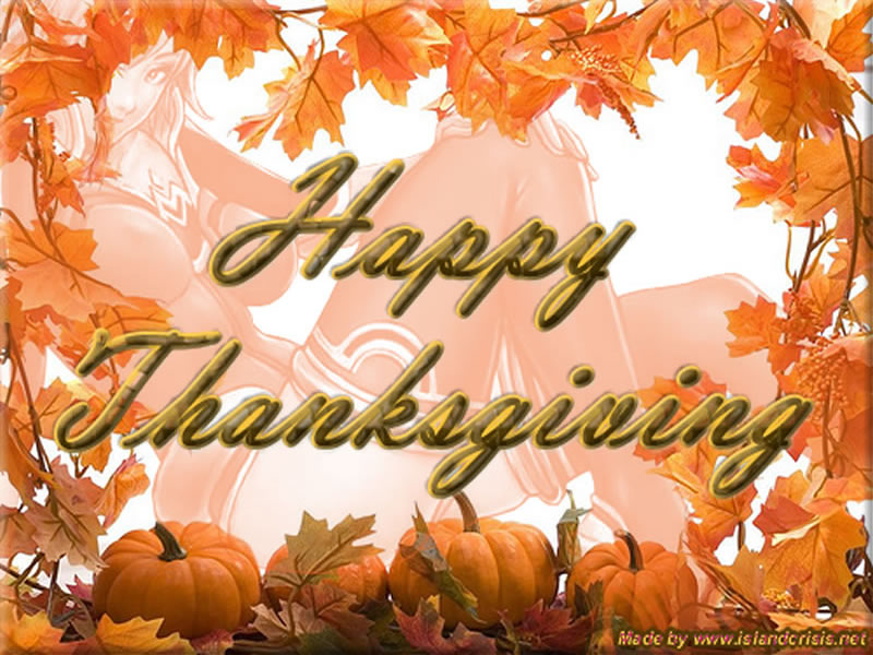Happy ThanksGiving Scrap for Orkut