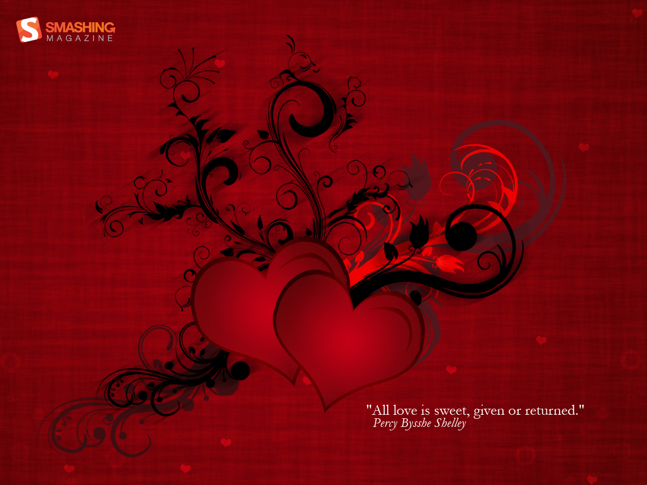 Happy Valentines Heart Picture for Orkut