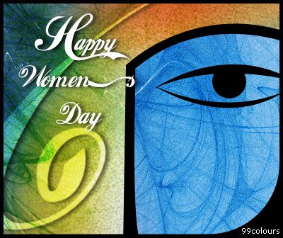 Happy Women Day Painting