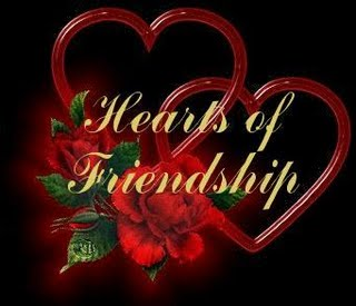 Hearts of Friendship