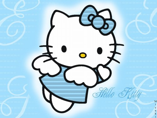Hello Kitty Image for Facebook Share