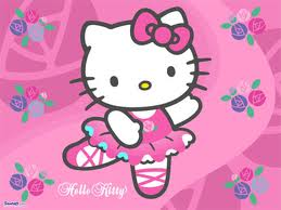 Hello Kitty Pink Picture for Tagged