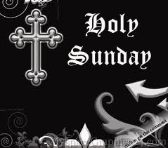Holy Sunday