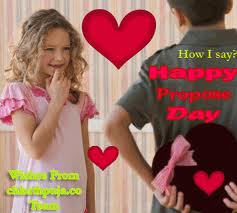 How I Says Happy Propose Day