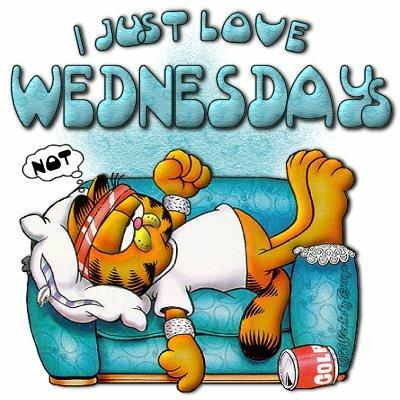 I Just Love Wednesday