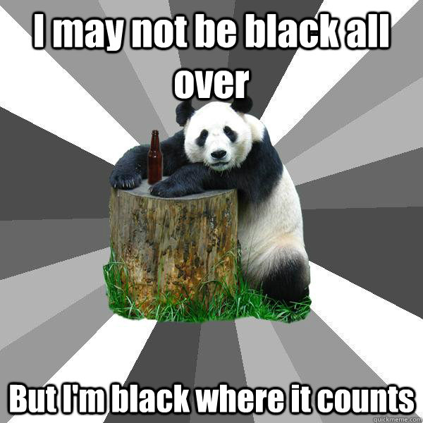 I may be not the Funny Panda Picture