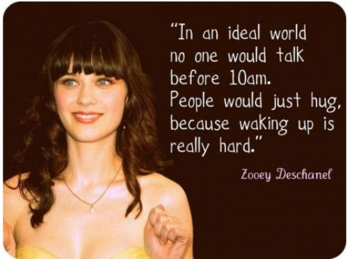 In an ideal world.. Funny Women image
