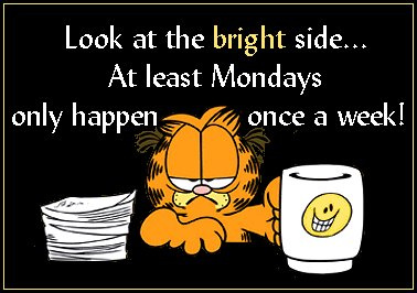 Look at the Bright Side…