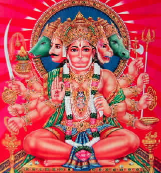 Lord Hanumaan Picture