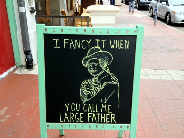 Love it when you call me Big Poppa! Funny Image