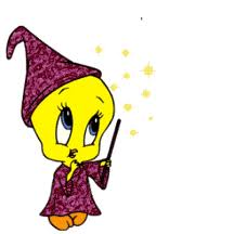 Magical Tweety Graphic
