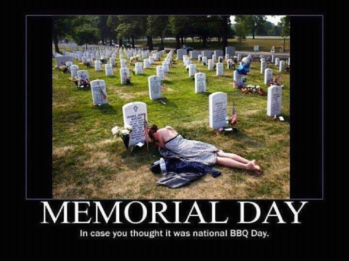 Memorial Day Funny Women Image