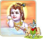 Nice Lord Krishna Picture