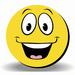 Nice Smile Graphic for Facebook Share