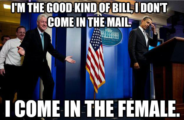 Oooh, Bill! Funny men image