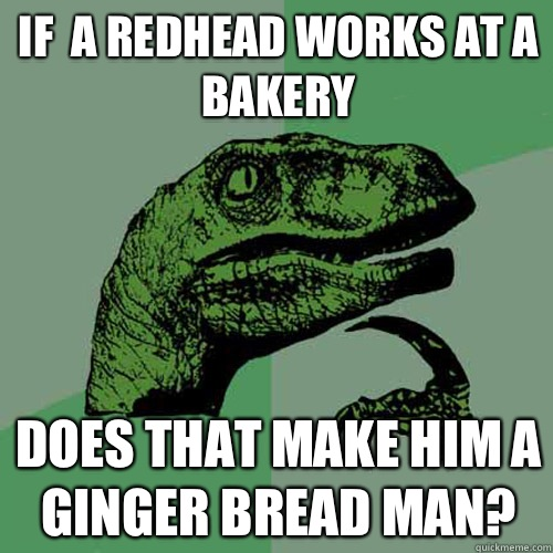 Philosoraptor Funny Animal Picture