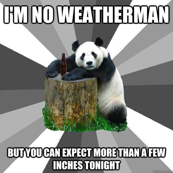Pickup-Line Panda Funny Panda Image