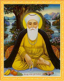 Picture for Guru Nank Dev Ji