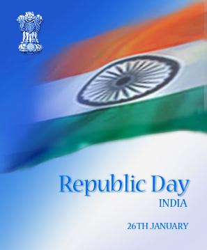 Republic Day India 26th January
