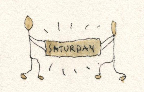 Saturday Graphic for Orkut