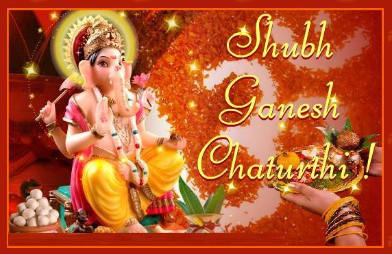 Shubh Ganesh Chaturthi !