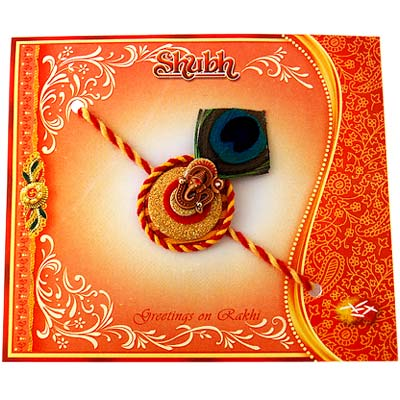 Shubh Greetings on Rakhi