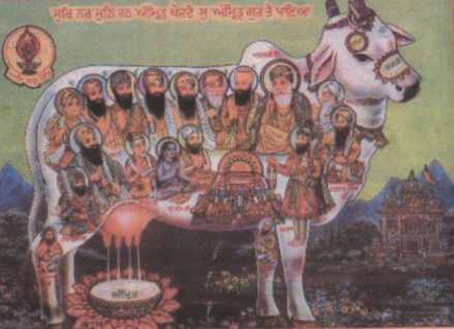 Sikh Gurus Picture