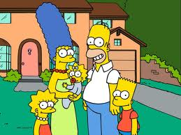 Simpons Family Picture
