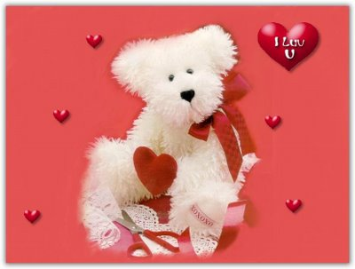 Sweet Teddy bear Picture