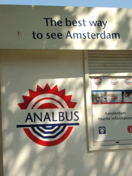 The best way to visit Amsterdam Funny Image