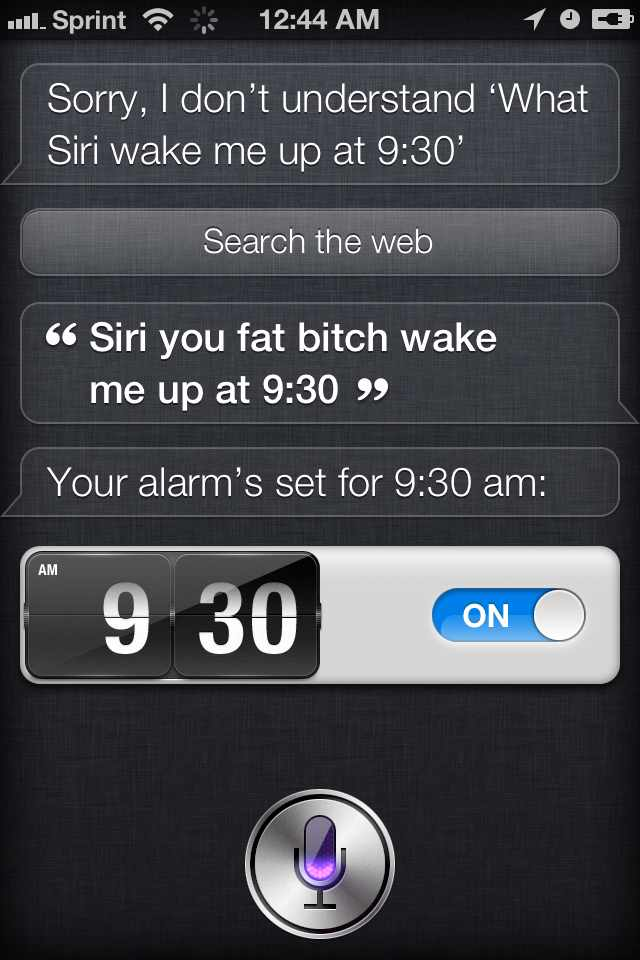 This is how you deal with Siri Funny Quote Picture