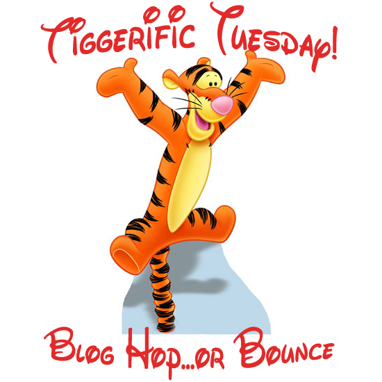 Tiggerific Tuesday ! Blog Hope or Bounce