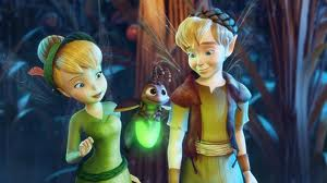 Tinkerbell in the Movie