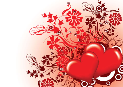 valentine's day pictures, images, graphics, comments, scraps, Beautiful flower