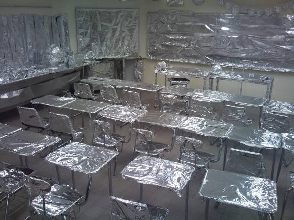 We foiled our teacher's plans Funny Things Picture
