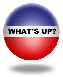 Whats Up Circle Picture