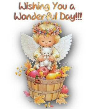 Wihing you a Wonderful Day !!!