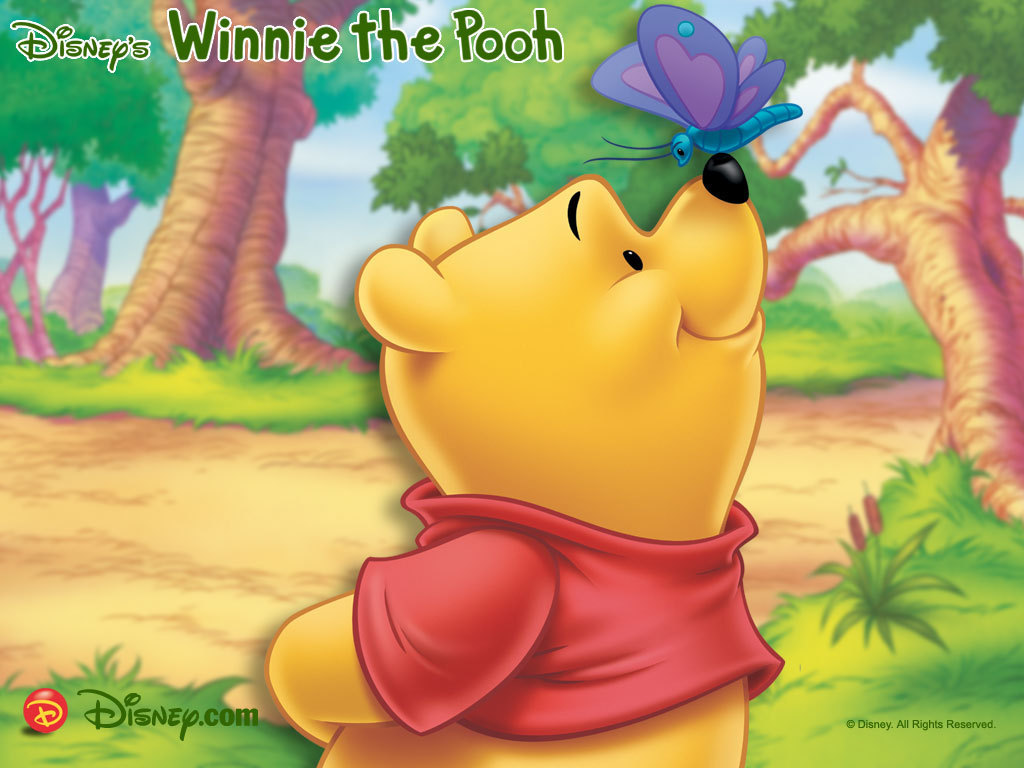Winnie the Pooh Picture for Friendster