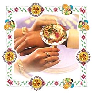 Wishes you a Happy Raksha bandhan