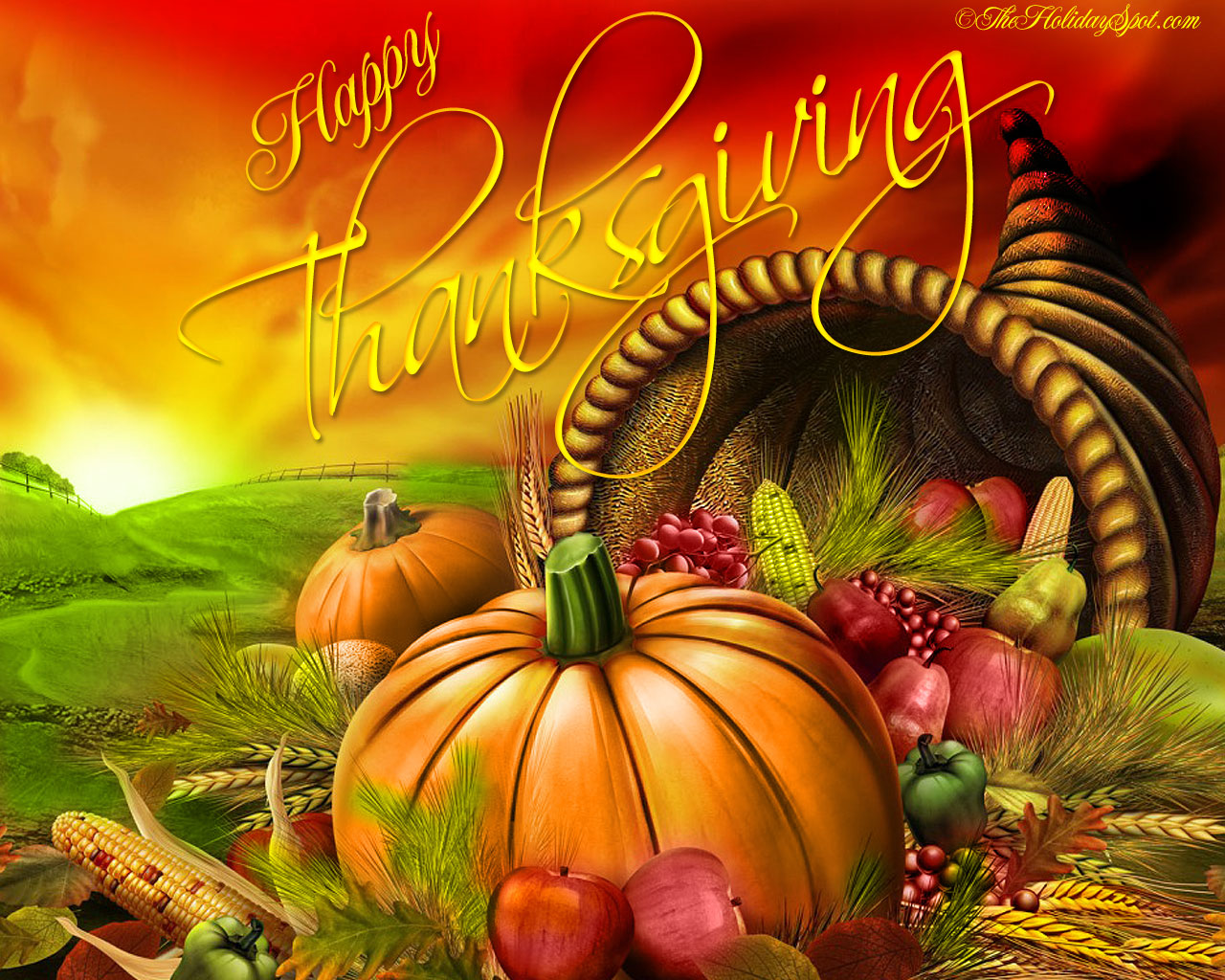 Wishes you a Happy Thanksgiving