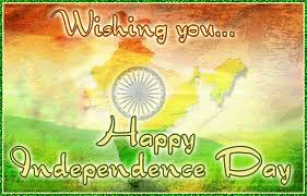 Wishing you… Happy Independence Day