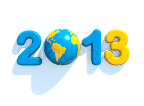 2013 On Its Way – Happy New Year!
