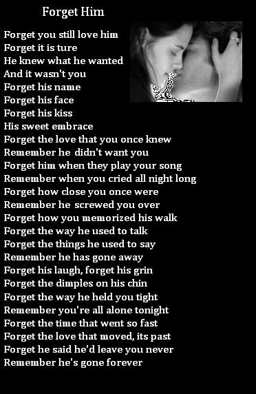 Poem For Him