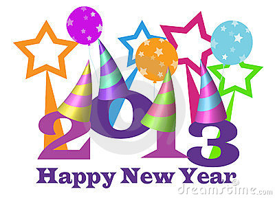 Happy New Year 2013 Greetings for fb